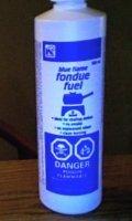 Fondue Fuel